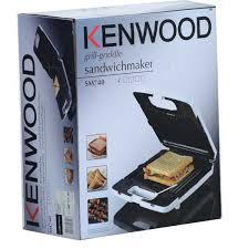 Kenwood Sandwich Toaster ساندویچ ساز 1300 واتی کنوود مدل Kenwood Sm740 بانه استوک