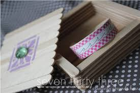 Making A Jewelry Box - popsicle stick bracelets tutorial inspiration made simple
