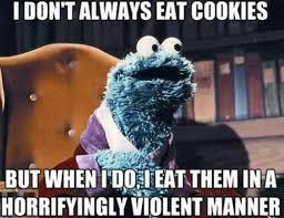 Nom Nom Nom Meme - cookies om nom nom