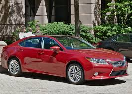 lexus es330 gas octane lexus adds luxury and hybrid to 2013 es new car picks