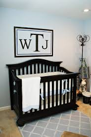 baby room stunning ideas for brown and blue baby nursery room