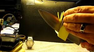 sharp mac ultimate sbk 95 knife youtube