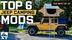 best jeep for road the best jeep wrangler cing mods and outdoor gear for road