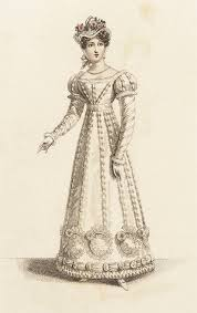 file fashion plate french dinner party dress lacma m 86 266 312