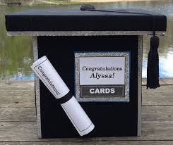 graduation box graduation card box graduation money box graduation gift