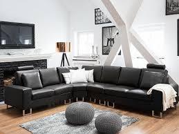ledercouch design design sofa beliani at