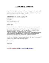 Example Social Work Resume by Example Of A Cover Letter Jobs Billybullock Us