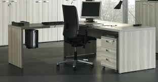 grand bureau noir design d intérieur grand bureau noir d angle professionnel verre