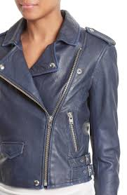 light bike jacket iro u0027ashville u0027 leather jacket nordstrom