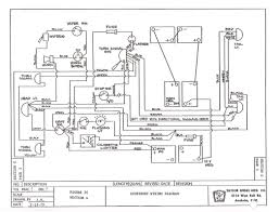 ez go wiring diagram for golf cart to parcar wiring36 48 jpg