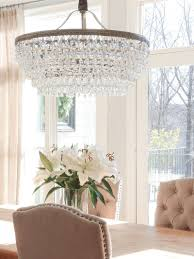 Dining Room Fixture If You Want A Beautiful Drop Chandelier This Is It