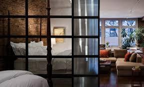 Ideas For Apartment Walls Fantastical Brick Studio Apartment Wall Inspiration On Home Design