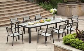 Rectangle Patio Table Photo Of Rectangle Patio Table Outdoor Dining Table Chairs