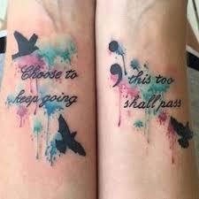 100 most beautiful watercolor tattoo ideas key tattoos