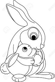 rabbit coloring pages cl baby bugs bunny cartoons easter dezhoufs