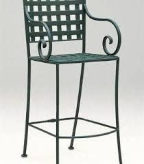 Wrought Iron Bar Stool Minimalist Jordan Industrial Loft Wood And Iron Backless Swivel