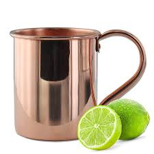 amazon com moscow mule copper mug by solid copper authentic