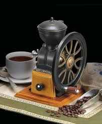 Antique Electric Coffee Grinder Universal Gourmet Coffee Grinder Fill The Hopper With Your
