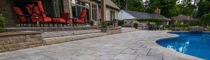 Patio Stones Kitchener Helmutz Landscape U0026 Interlock Kitchener On Ca N2h 4m5