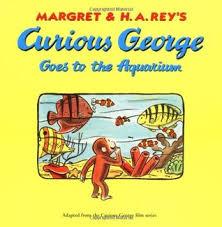 curious george aquarium margret rey