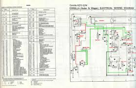 ke70 wiring diagram car electrical rollaclub com