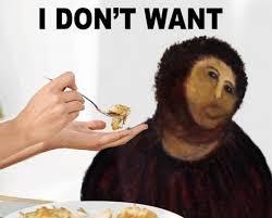 Cool Jesus Meme - i don t want meme funny painting food lol meme pinterest