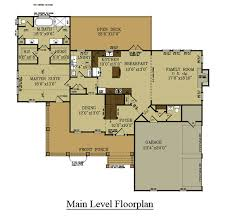 farmhouse floorplans 4 bedroom farmhouse floor plan master bedroom on level