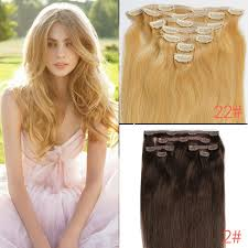 real hair extensions new arrival clip in human real hair extensions 7a 100 hair clip