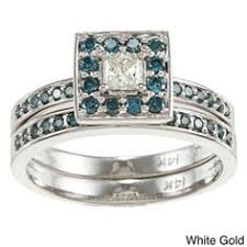 overstock wedding ring sets show your with this stunning wedding ring set with a total of