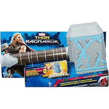 marvel avengers thor ragnarok thor rumble strike hammer toys