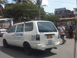 toyota van philippines from fx to uv express u2013 a story of evolution caught up in traffic