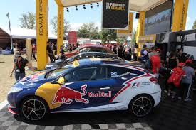 cool wrapped cars red bull race off vehicle wraps stadium signs stadium signs