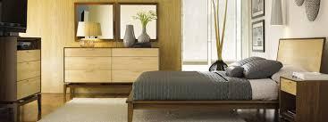 Solid Walnut Bedroom Furniture Modern Vintage Danish Mid Century - Mid century bedroom furniture