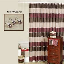 Gold Home Decor Accessories Styles 2014 Burgundy Shower Curtain Burgundy And Gold Bathroom