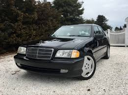 1999 mercedes c43 amg original owner 1999 mercedes c43 amg for sale on bat auctions