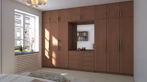 bedroom furniture wooden modern wardrobe cabinet bedroom armoire