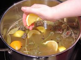 apple cider citrus turkey brine with herbs kitchen