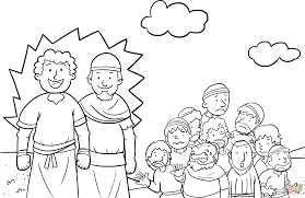 gideon coloring pages affordable printable bible coloring pages