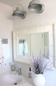 Craftsman Style Bathroom Lighting Lighting Design Ideas Farmhouse Bathroom See How To With Light