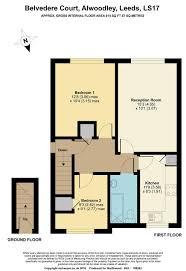 Belvedere Floor Plan 2 Bedroom Retirement Property For Sale In Belvedere Court