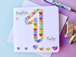 best 25 first birthday cards ideas on pinterest 1st birthday