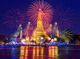 new year s dinner cruise at the chao phraya river