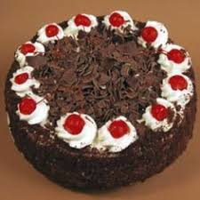 eggless black forest cake orchid flower teddy bear we offers