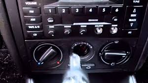 how to replace a volkswagen jetta climate control light bulb youtube