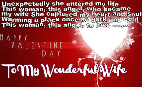 Valentine Day Quote Valentine Love Quotes For Wife My Love Quotes