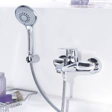 luxury grohe concetto wall mounted bath shower mixer tap 32211000