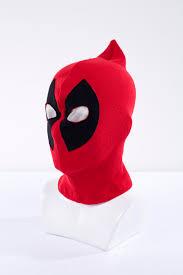 Deadpool Halloween Costume 2017 Cosplay Men Hats Marvel Deadpool Masks Superhero