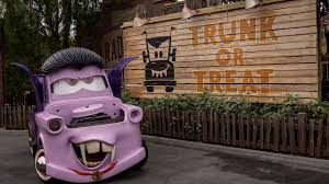 How To Decorate Your Car For Halloween Special Events At Disney Resorts Disney Parks Blog