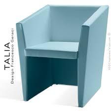 cuir pour bureau fauteuil lounge pour bureau ou salle d attente talia structure
