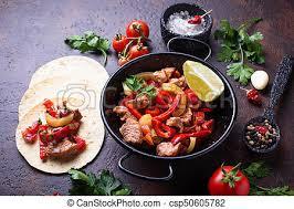cuisine mexicaine fajitas poivres cuisine mexicain fajitas tacos mexicain images